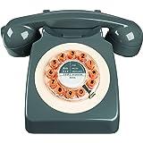 Wild and Wolf - Téléphone rétro 746 Couleur Fusain