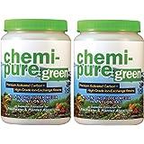 (2 Pack) Boyd Chemi-Pure Green 11 oz Aquarium Treatment