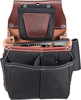 product image for Occidental Leather 5564 Belt Worn Fastener Bag w/Divided Nylon DB