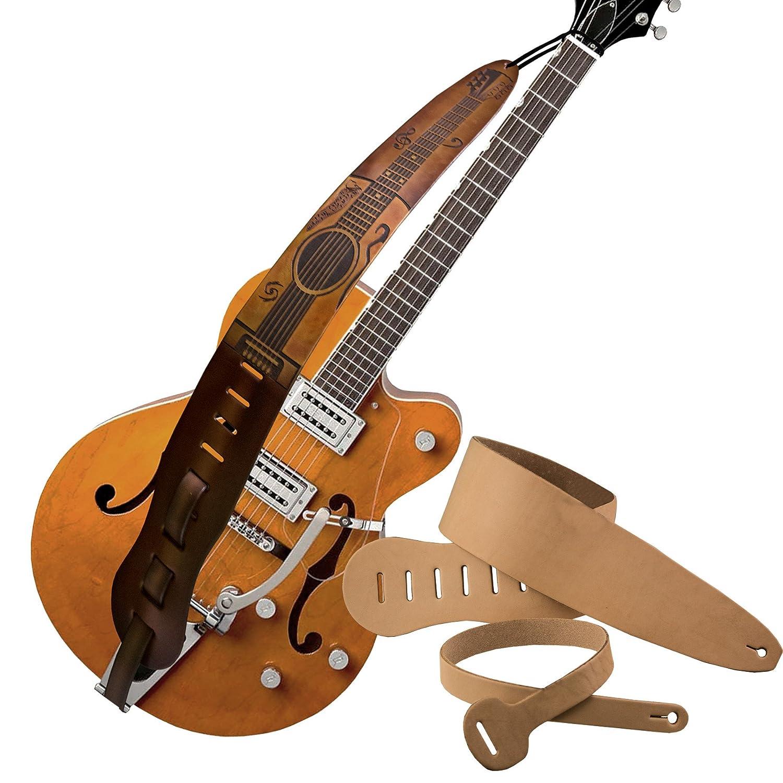 おすすめ スプリングフィールドレザー会社のクラシックギターストラップキット B00E3XRWW4 B00E3XRWW4, 山古志村:9b76746a --- martinemoeykens.com