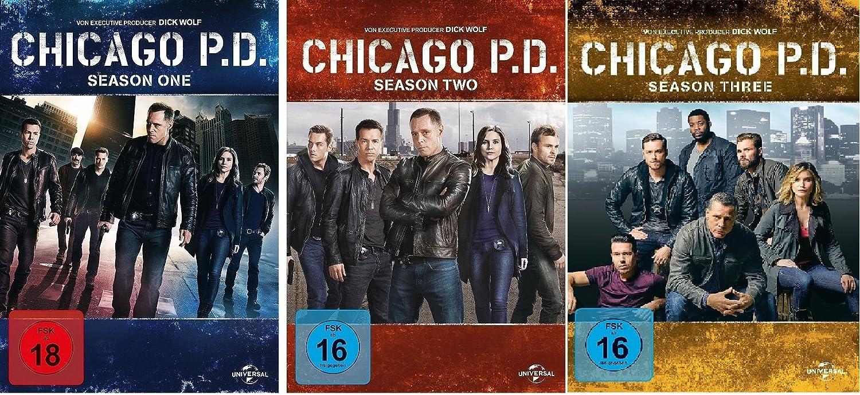 Chicago Pd Season 123 Im Set Fsk 18 Deutsche Originalware 16