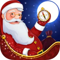 North Pole Command Center - Santa FaceTime, Tracker and Video Call Pro