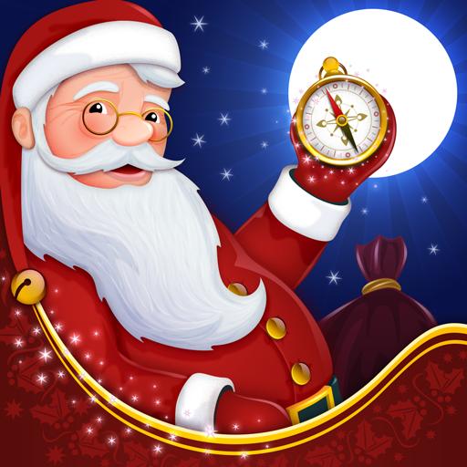 North Pole Command Center™ - Santa FaceTime, Tracker and Video Call Pro