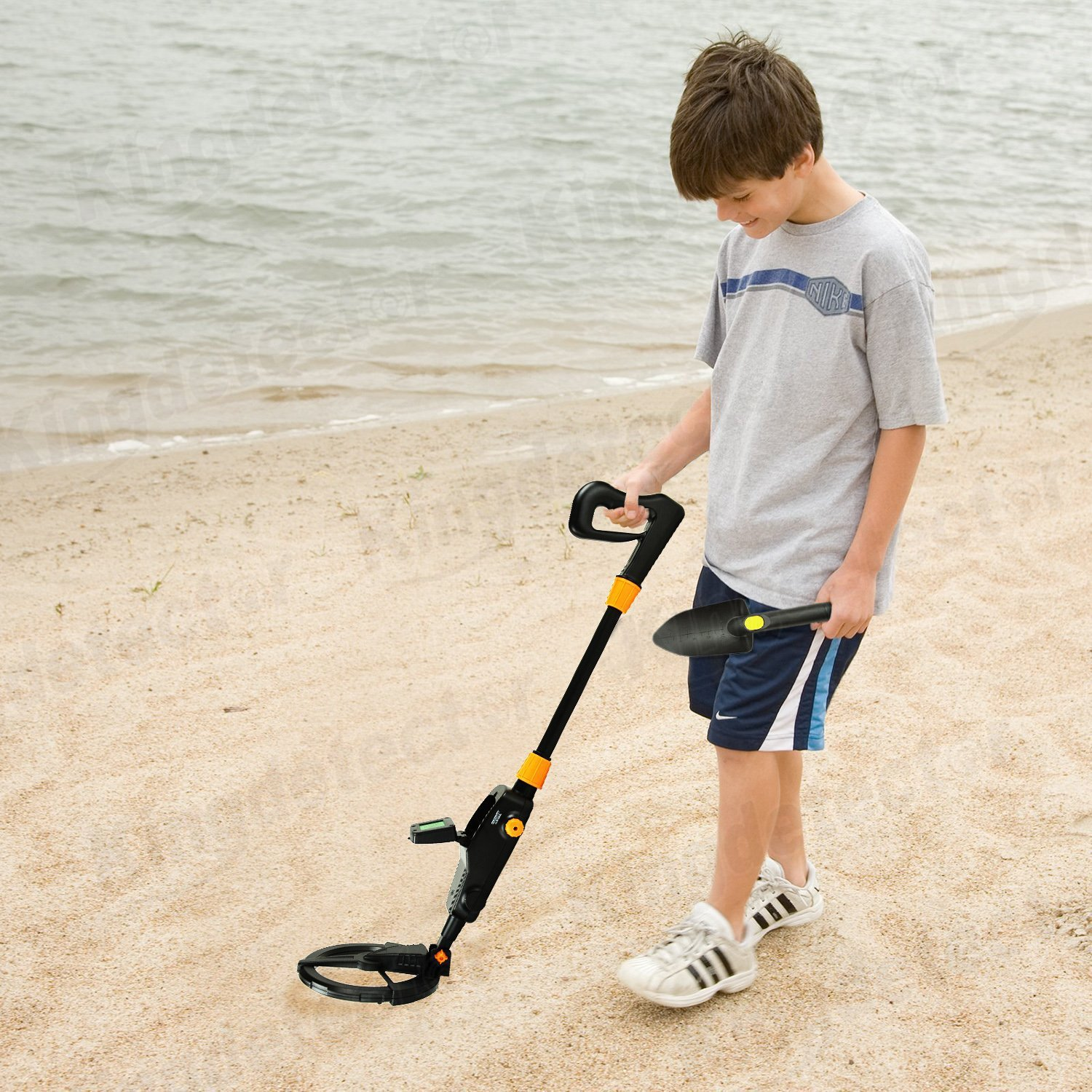 Amazoncom Metal Detector Md 1008A Advanced Kids Gold Finder Treasure Hunter