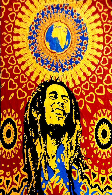 Amazon.com: Bob Marley One Love Wall Decor Wall Hanging One Love Bob ...