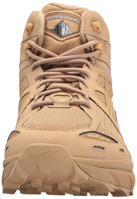 Altra Men s Lone Peak 3.5 Mid Mesh Athletic Shoe