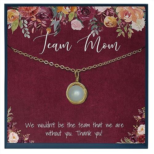 Amazon.com: Muse Infinite Team Mom regalos para el equipo de ...