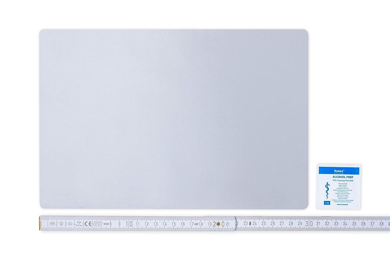 30 cm x 20 cm Autoadesivo Cerotto di Riparazione per rimorchio Flickly Disponibile in Diversi Colori