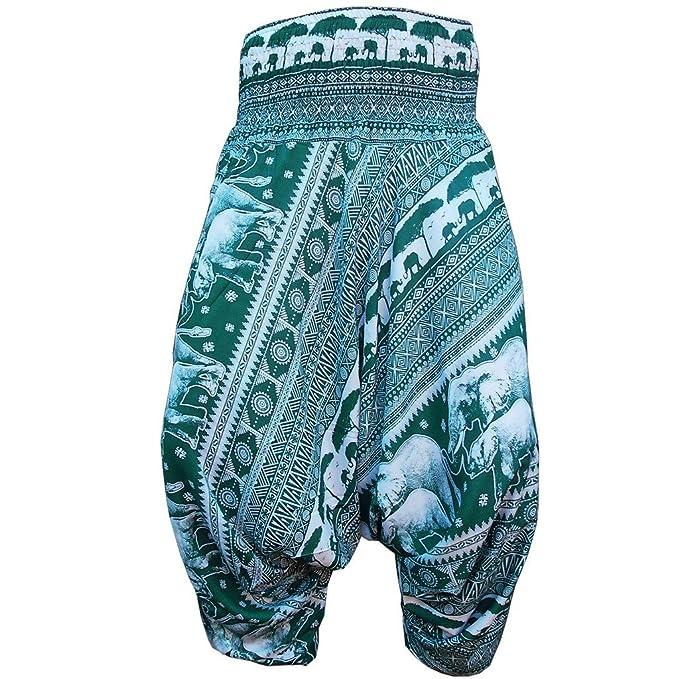 Panasiam Aladin Pants - Pantalones, Diseño De Elef...