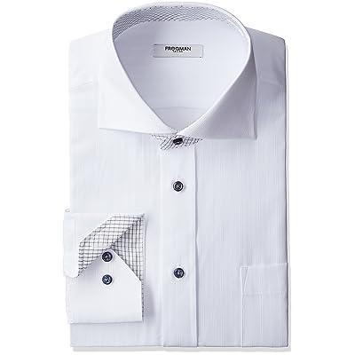 (アトリエサンロクゴ)atelier365(アトリエサンロクゴ) 長袖 ドビー織 デザインシャツ ビジネスシャツ ドレスシャツ