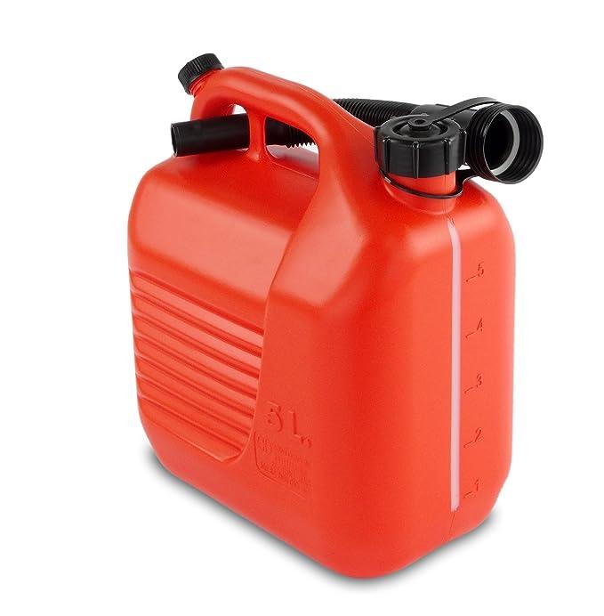 orange TAYG 601354 5l-Kanister mit Kan/üle