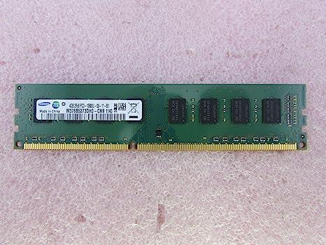 Samsung 4GB PC3-10600U DDR3 1333MHz DIMM 240 Pin Memory M378B5273DH0-CH9