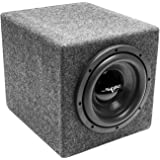 "Skar Audio IX-2X12VENTED-Parent مضخم صوت للسيارة Single 8"" D2 Sealed Enclosure"