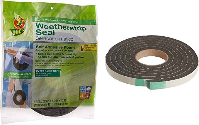 1407. Air Conditioner Weatherseal Foam Packing for Big Gaps