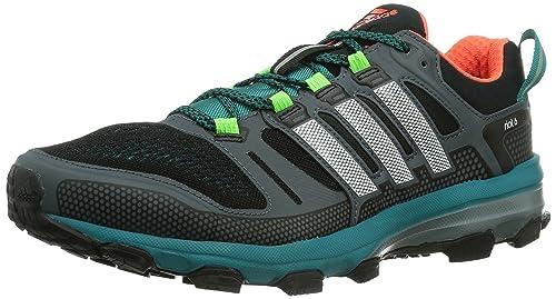online store e2c66 8cf3b Adidas Supernova Riot 6 - Zapatillas de running para hombre, Black 1 Black  1 Infrared, 40  Amazon.es  Zapatos y complementos