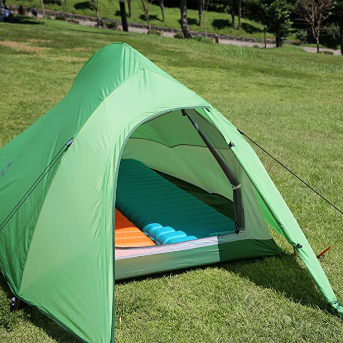 Amazon.com: OUTAD 2-en-1 cojín hinchable impermeable aire ...