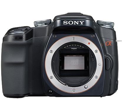 amazon com sony dslr a100 10 2mp slr digital camera body only rh amazon com Sony 28Mm F 2.8 Af Sony A100
