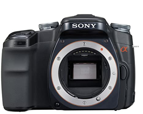 Sony DSLR-A100 SLR-cámara Digital (10 Mpx, procesador de Imagen ...