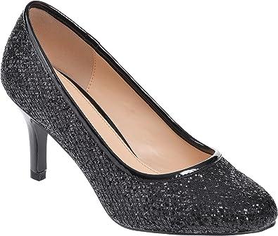 9c8c795ae07 29 EU LEXUS Sandales pour femme Noir noir36 EU Chaussures à lacets ...