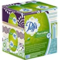 3-Pack Puffs Plus Lotion 6 Family Boxes Facial Tissues + $10 GC