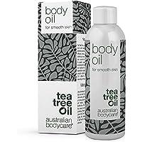 Australian Bodycare Body Oil 80 ml | Met Tea Tree tegen striae, littekens of pigmentvlekken | Hydrateert & maakt de huid…