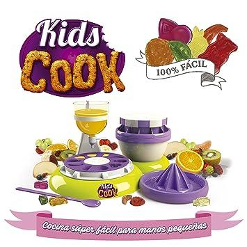 Kids Cook - Fábrica de Chuches y Ositos (Goliath 82288): Amazon.es: Juguetes y juegos