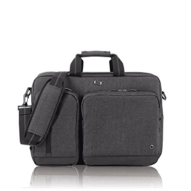 Amazon.com | SOLO UBN310 15.6-Inch Laptop Hybrid Briefcase ...