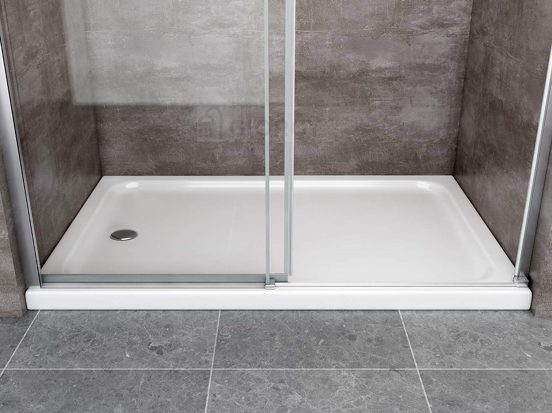 Doccia doppia dimensioni la migliore scelta di casa e interior