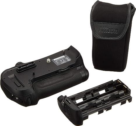 Nikon MB-D12 - Pack de Soporte para batería MS-D12EN y Cargador MS ...