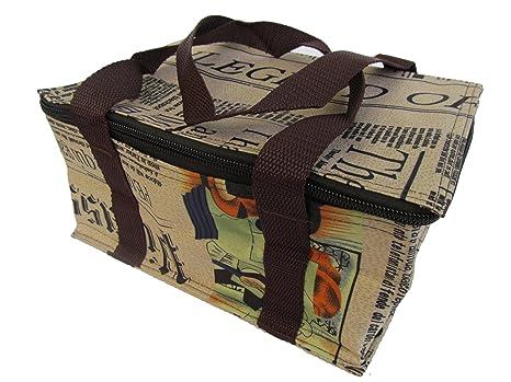 grande vente couleurs harmonieuses ramasser style vintage JOURNAL Imprimé Recycléécologique, imperméable ...