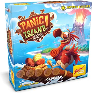 Zoch 601105135 Panic Island - Juego de Cartas y Dados: Amazon.es: Juguetes y juegos