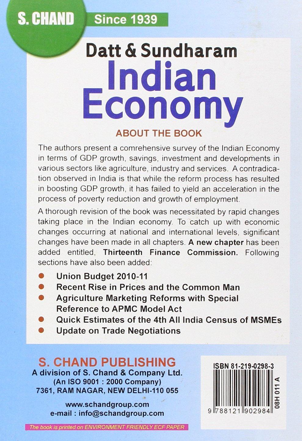 macroeconomic problems of indian economy pdf