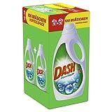 Dash Vollwaschmittel Flüssig Alpen Frische, 6,5 l - 100 Waschladungen, 1er Pack (1 x 6,5 L)