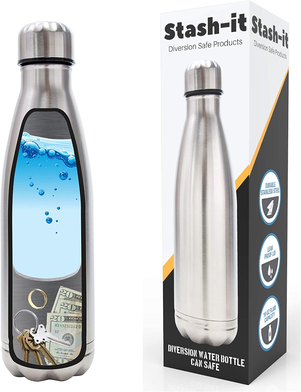 2 x Drink Bottle Lock Protectors Orange Combination Protect Kwik Top