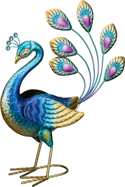 Regal's Peacock Table Top Decor 18
