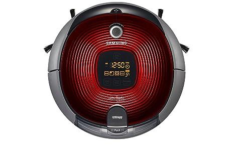 Samsung SR8894 - Robot aspirador, 60 dB, color rojo