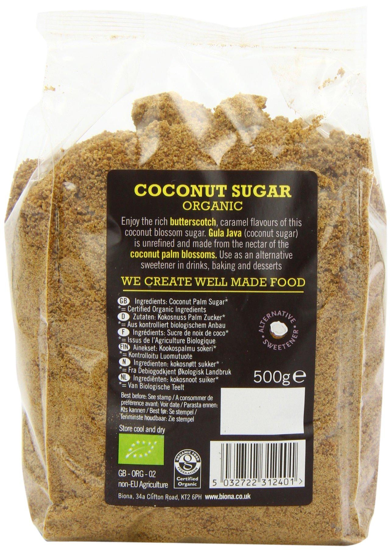Biona Organic - Coconut Palm Sugar - 500g