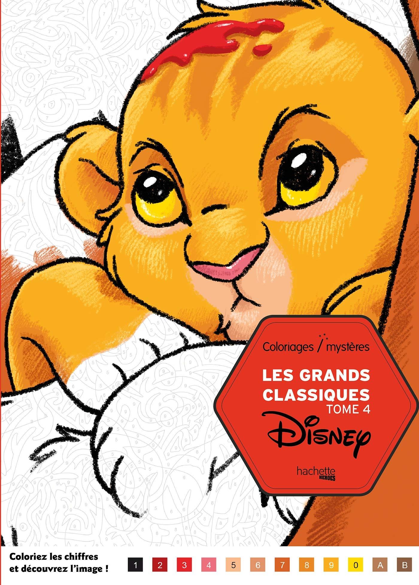 Grands classiques Disney Tome 4: Amazon.fr: Mariez, Jérémy: Livres
