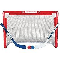 Franklin NHL Mini Hockey Goal Set (Red/White)