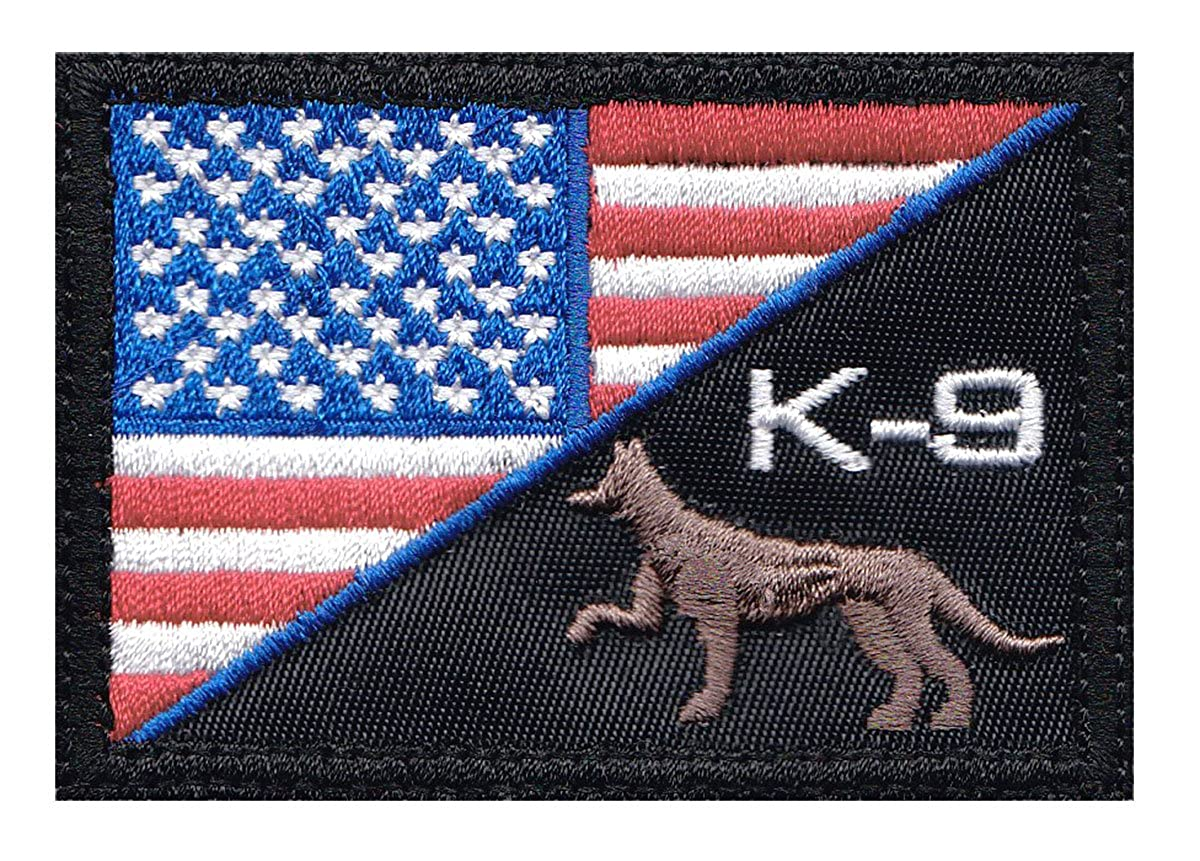 Tactical Patch Works ACCESSORY メンズ  Velcro-red B07692YL74