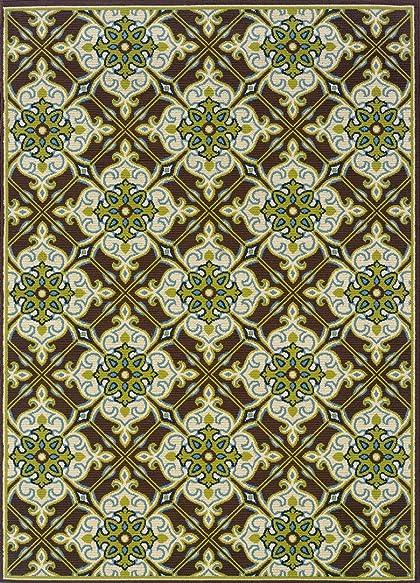 Oriental Weavers Caspian 1005D Area Rug, 8 6 x 13