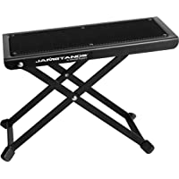 Ultimate Support JS-FT-100B JamStands Series Guitar Foot Stool