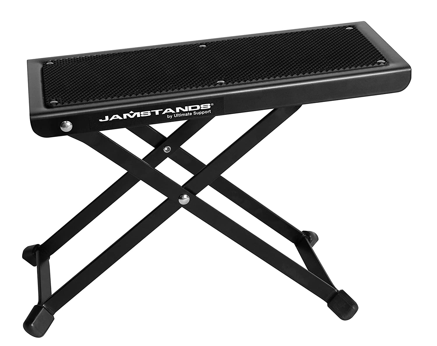 Ultimate Support JS-FT-100B JamStands Series Guitar Foot Stool - None - JS-FT100B