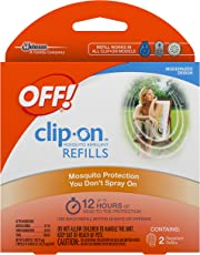 Off! Clip On Insect Repellant Refill,