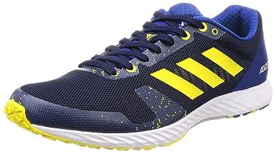 size 40 9f26d a379e adidas Adizero Rc, Chaussures de Trail Mixte Enfant, Bleu (MaruniAmasho