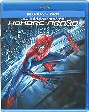 El Sorprendente Hombre-Araña (Blu-Ray + DVD)