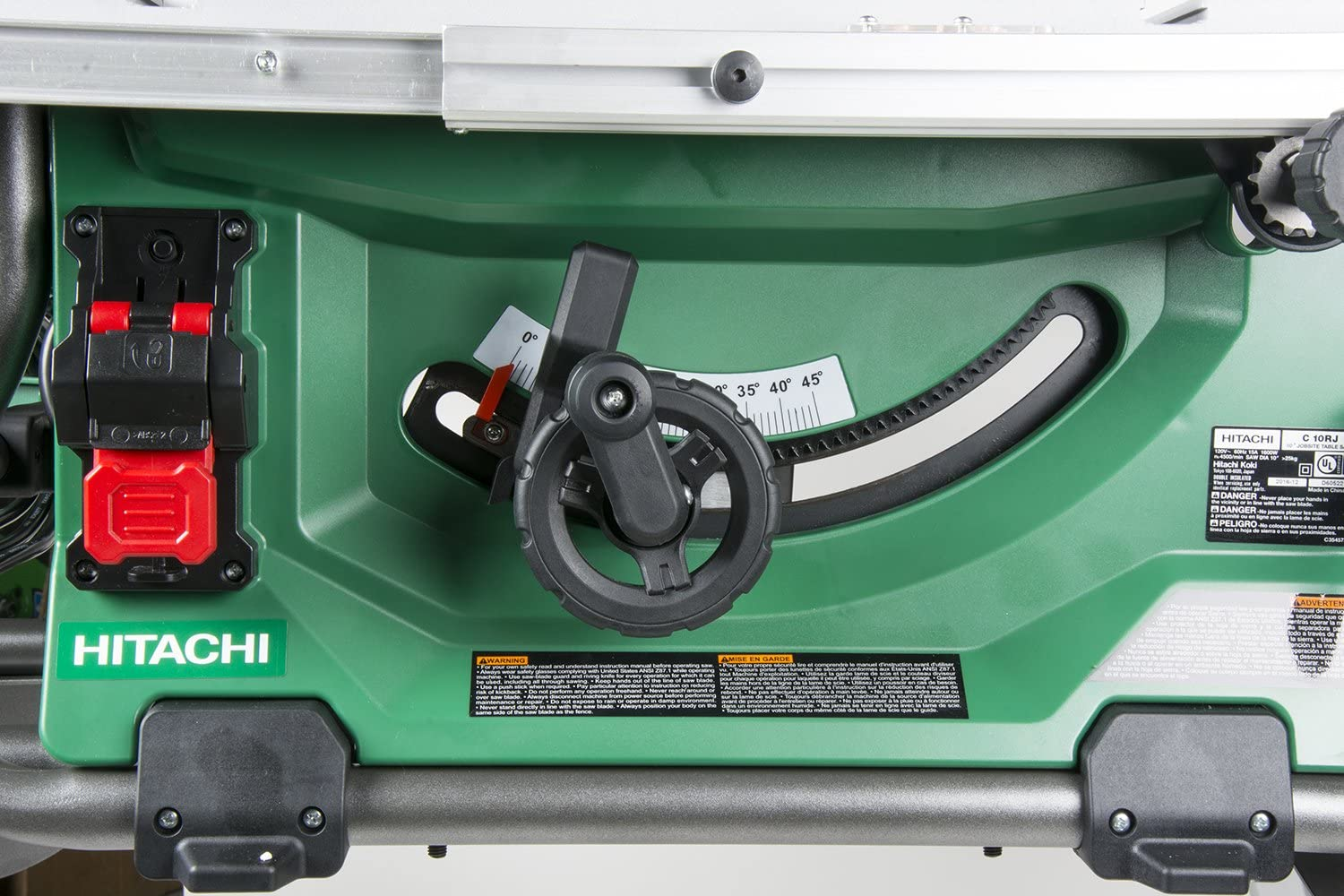 Hitachi C10RJ Table Saws product image 5