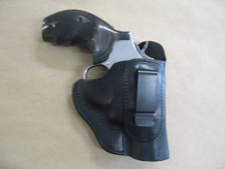 Amazon.com : Smith & Wesson K/L Revolver S&W IWB Leather In The ...