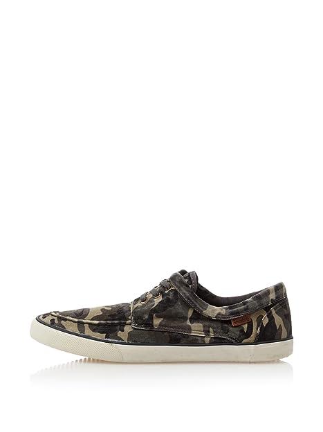Springfield Zapatillas Camuflaje Verde EU 42: Amazon.es: Zapatos y complementos