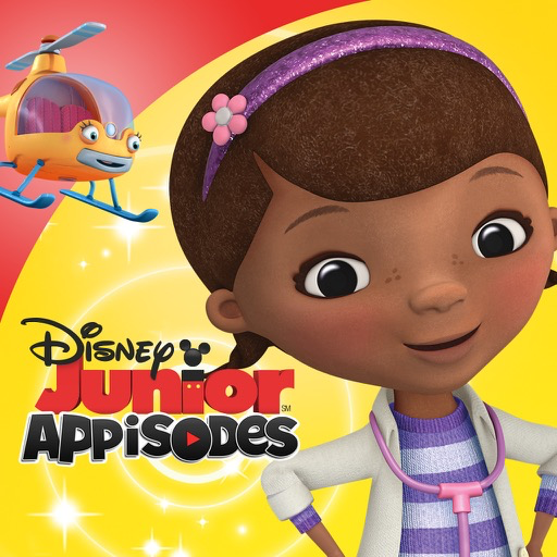 Rescue Ronda, Ready for Takeoff & A Bad Case of the Pricklethorns! - Doc McStuffins - Disney Junior Appisodes]()